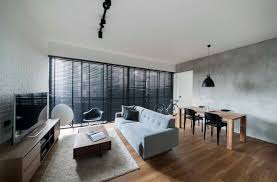 How To Identify  Popular Singapore Interior Design Styles - Minimalist interior design style