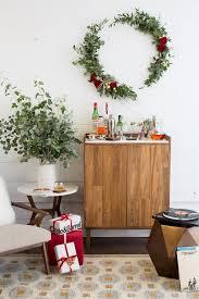 martini bar furniture classic holiday martini recipe crate and barrel