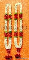 Indian Wedding Flower Garlands Jasminegarland Jg009 Bangalore Pelli Poola Jada