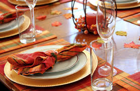 Fall Table Settings How To Design The Table Setting By Nazmiyal