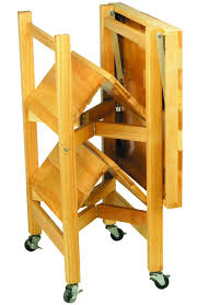 folding island kitchen cart kitchen foldable kitchen cart folding island expandable hardwood
