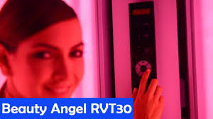 beauty angel red light therapy beauty angel rvt30 reviews red light and vibration therapy device