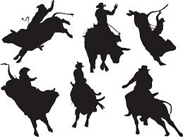 rodeo silhouette wall vinyl decal contact us choose your