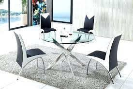 round glass top dining room table u2013 mitventures co