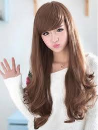 model rambut keriting gantung model rambut keriting gantung korea trend model rambut