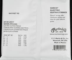 light electric guitar strings 10 sets martin darco d9100 light gauge jazz electric guitar strings