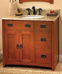 Fairmont Bathroom Vanities Discount by Mission Style 36 Bathroom Vanity Contemporary Bathroom Vanities