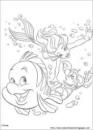 47 coloring pages mermaid images