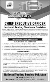 new nts jobs national testing service pakistan excellent jobs mcqs