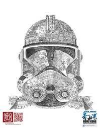 storm trooper cake clone wars cake captain rex cake phase 2
