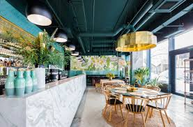 Restaurants Decor Ideas Industrial Restaurant Decor Home Design Very Nice Cool To