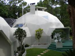 geodesic dome house ai dome in or cold climates aidomes