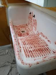 Antique Kitchen Sink Repair - Kitchen sink refinishing