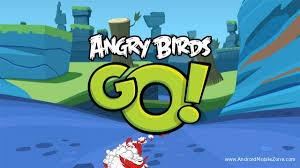 angry birds go mod apk angry birds go v1 6 1 mod apk obb data unlimited coins