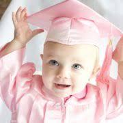 infant graduation cap and gown baby graduation cap gown set kinder keepsakes llc