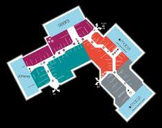 maine mall map map of maine mall stores pictures to pin on pinsdaddy