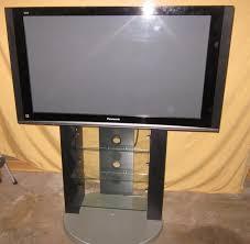 Panasonic Viera Pedestal Stand Panasonic Viera Th 42px77u 42 U0026 34 Plasma Tv U0026amp Entertainment