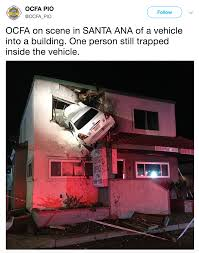 Car Wreck Meme - ocfa tweet santa ana second floor car crash know your meme