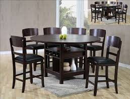 lazy susan dining table round dining table for 6 with lazy susan modern home design