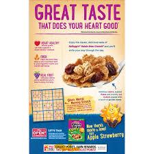 Breakfast Food Cereal Walmart Com by Kellogg U0027s Raisin Bran Crunch Original Cereal 24 8 Oz Box