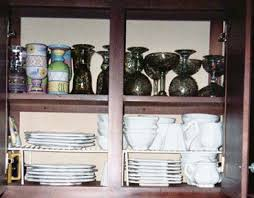 storing china dishes whats cooking america