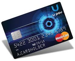 prepaid mastercard u pay u pay prepaid mastercard