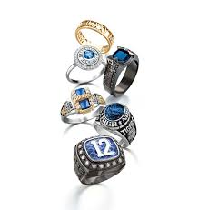 high school class jewelry high school rings