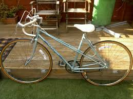 peugeot road bike ladies vintage 80s peugeot road bike in renfrew renfrewshire