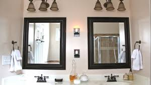 Framed Mirrors For Bathroom Vanities Rubbed Bronze Mirror For Bathroom Bathroom Find Best Inside