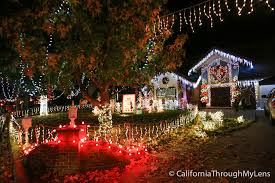 when do the zoo lights start best places for christmas in southern california california