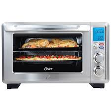 Oster Toaster Oven Manual Oster Convection Toaster Oven 0 6 Cu Ft Brushed Stainless