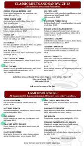 s family restaurant menu slc menu