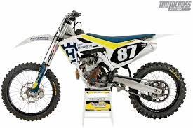 motocross pedal bike motocross action magazine mxa race test 2017 husqvarna fc250 the