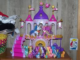 mlp wedding castle my pony royal wedding castle set opened by lgw1234159 on
