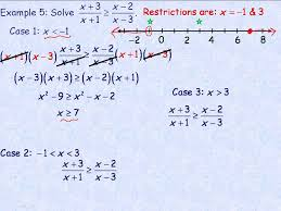 solving rational equations and inequalities part 3 youtube