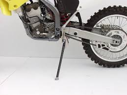 trailtech side stand for suzuki tt kickstand s