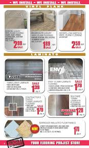 Laminate Flooring Prices Builders Warehouse J U0026h Builder U0027s Warehouse Flyer September 12 To October 8