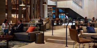 marriott hotels introduces world u0027s first hotel innovation