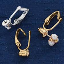 how to convert clip on earrings to pierced earrings best clip earring converters products on wanelo