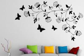 butterfly tree wall stickers interior design ideas butterfly tree wall stickers