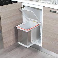 meuble poubelle cuisine meuble poubelle cuisine collection avec meuble evier poser poubelle