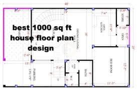 floor plans 1000 sq ft best 1000 sq ft house design floor plan elevation design interior