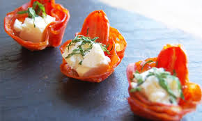 what does canape chorizo cup feta mi cuit tomato canapé kitchen