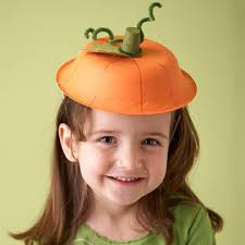 pumpkin hat family crafts