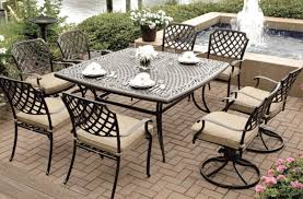 Wrought Iron Patio Furniture Cushions by Exterior Design Enchanting Dark Overstock Patio Furniture With