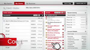 lexisnexis advance quicklaw pclaw 13 my clients dashboard youtube