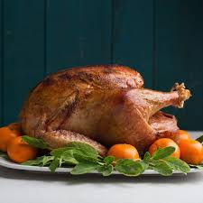 citrus roast turkey with gravy large crowd recipe