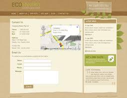 eco enviro html by dtbaker themeforest