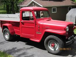 are jeeps considered trucks willys trucks ewillys