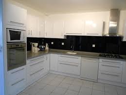 cuisine moderne et blanc cuisine bois et blanc laqu top cuisine bois et blanc laqu beautiful
